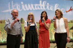 Jahresfeier Hellershof 2016 Debüt