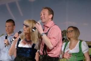 Jahresfeier Hellershof 2016 Premiere Linda H mit Günter Wahl